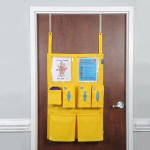 IsoDoorCaddy™ Classic Lemon Yellow